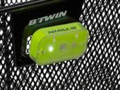 Велосипедная корзина B'TWIN (12 литров) - Фото 7