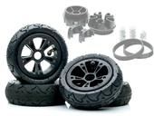 "Комплект сменных колес KIT Evolve GTR All Terrain 6"" - Фото 0"