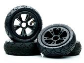 "Комплект сменных колес KIT Evolve GTR All Terrain 6"" - Фото 1"