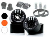 Комплект сменных колес KIT Evolve GTR Street 97mm 76A - Фото 0