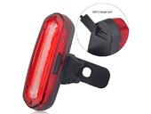 Фонарь велосипедный USB AQY-096 (Red) - Фото 4