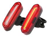 Комплект фонарей для велосипеда USB AQY-096 - Фото 0