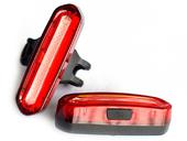 Комплект фонарей для велосипеда USB AQY-096 - Фото 1