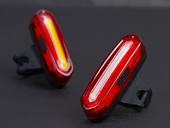 Комплект фонарей для велосипеда USB AQY-096 - Фото 6