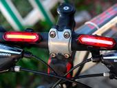 Комплект фонарей для велосипеда USB AQY-096 - Фото 7