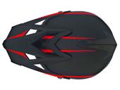 Мотошлем кроссовый Air X Spark (red) - Фото 3