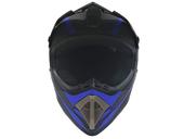 Мотошлем кроссовый Air X VIRTUE (blue) - Фото 1