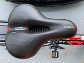 Седло велосипеда комфортное AirDrive Active X - Фото 6