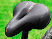 Седло велосипеда комфортное AirDrive Active X - Фото 7