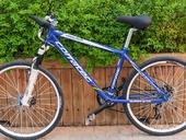 Седло велосипедное Cool Change широкое (22 см) - Фото 5