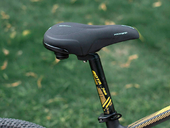 Седло велосипедное мягкое PROMEND MS 265 - Фото 8