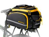 Велосипедная сумка на багажник CoolChange Bag 1680D PU (35L) Yellow - Фото 0
