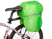 Велосипедная сумка на багажник PROMEND 1680D PU (35L) Red - Фото 9