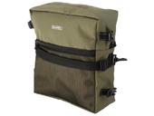 Велосипедная сумка на багажник Roswheel 1000D (37L) Green Khaki - Фото 7