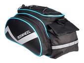 Велосумка на багажник Roswheel Bag 300D PU (13L) Blue - Фото 1