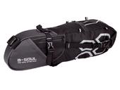 Велосипедная сумка подседельная B-Soul VSP (12L) Black - Фото 4