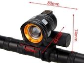 Велосипедный аккумуляторный фонарь ProLight R350 - Фото 7