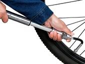Велосипедный насос с манометром AIR Peak R70 - Фото 7