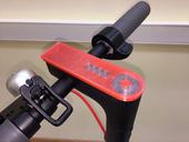 Защитная накладка на руль для электросамоката Xiaomi Mijia - Фото 4