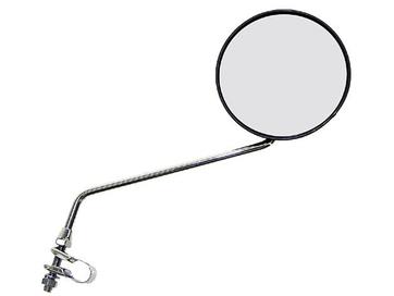 Зеркало плоское круглое D105мм (антиблик)