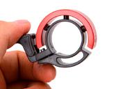 Звонок велосипедный кольцо Roner Ring - Фото 1