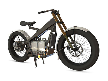 Электро чоппер Electronbikes Classic 6kw - Фото 0