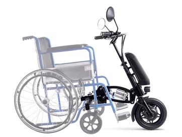 Приставка к инвалидной коляске Sundy (электрический привод)