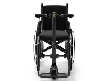 Электропривод UNAwheel Mini Basic для базовых кресел-колясок - Фото 0