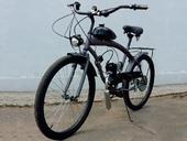 Велосипед с бензиновым мотором Dakar Cruiser ZNC - Фото 2