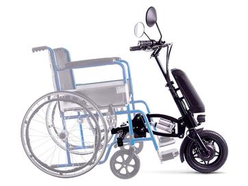 Электрический привод к инвалидной коляске Volteco Sunny (пневмо) - Фото 0