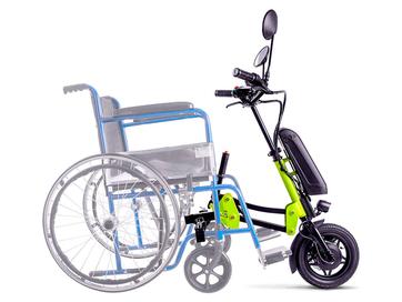 Электрический привод к инвалидной коляске Volteco Sunny - Фото 0