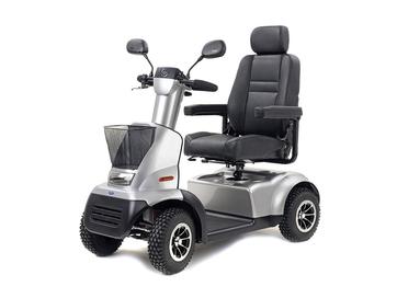 Электромобиль для инвалидов Wmotion C4 - Фото 0