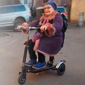Рейтинг ТОП 5 [2020] электроскутеров для пожилых и инвалидов