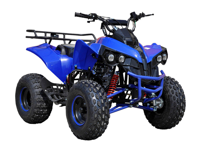 Подростковый квадроцикл KXD 008 Warrior (125 кубов)