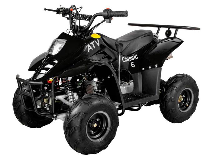 Электрический квадроцикл ATV Classic 6E 600W (600 ватт)