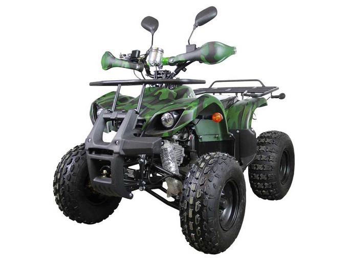 Подростковый бензиновый квадроцикл ATV Classic 7+ (125 куб. см.)