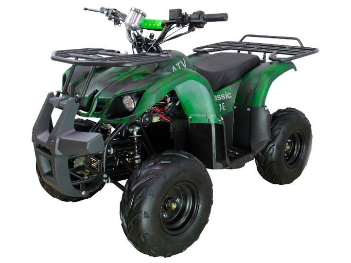 Электрический квадроцикл ATV Classic 7E 1000W (1000 ватт)
