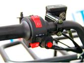Электрический квадроцикл ATV Classic 7E 1000W (1000 ватт) - Фото 5