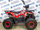 Бензиновый квадроцикл ATV Classic 8+ New 2020 (125 кубов) Blue/Red - Фото 8