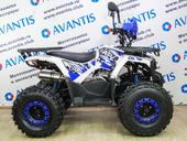 Бензиновый квадроцикл ATV Classic 8+ New 2020 (125 кубов) Blue/Red - Фото 4