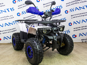 Бензиновый квадроцикл ATV Classic 8+ New 2020 (125 кубов) Blue/Red - Фото 5
