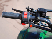 Электрический квадроцикл ATV Classic 8E 1000W (1000 ватт) - Фото 2