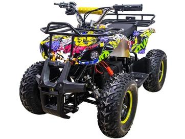 Детский электроквадроцикл ATV Classic E 1000W  - Фото 0