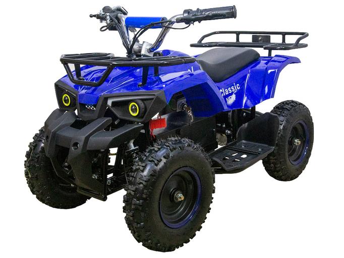 Электрический квадроцикл ATV CLASSIC E 800W NEW