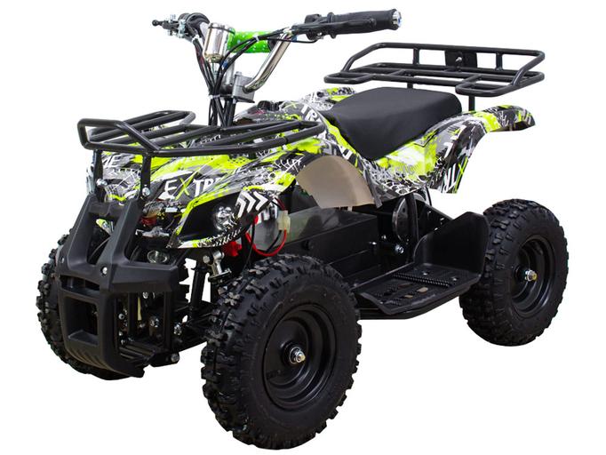 Электрический квадроцикл ATV Classic E 800W (800 ватт)