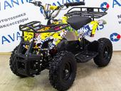 Электрический квадроцикл ATV Classic E 800W (800 ватт) - Фото 1