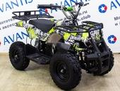 Электрический квадроцикл ATV Classic E 800W (800 ватт) - Фото 6