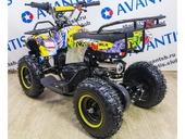 Детский квадроцикл ATV Classic mini ручной стартер (50 кубов) - Фото 6