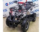 Детский квадроцикл ATV Classic mini ручной стартер (50 кубов) - Фото 10