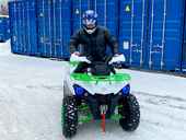 Квадроцикл Avantis Forester 200 LUX (2020) - Фото 7